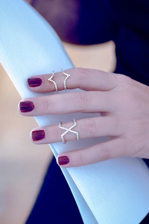 BAZAAR - PARANTHESIS - Adjustable Ring (1)