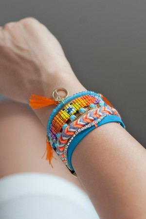 PLAYGROUND - PEACE - Armparty Bracelet (1)