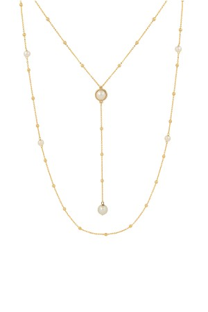 COMFORT ZONE - PEARLS - Set of Necklaces
