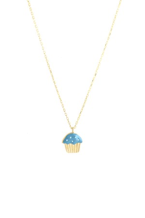 PETITE FAMILY - PEPE CUPCAKE - Necklace for Girls