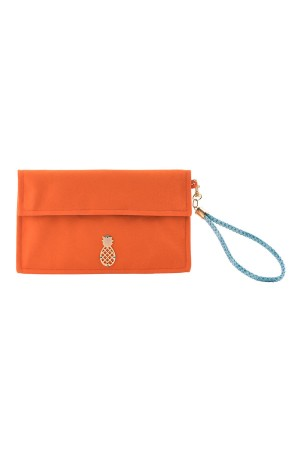 HAPPY SEASONS - PINAAPLE - Clutch Bag