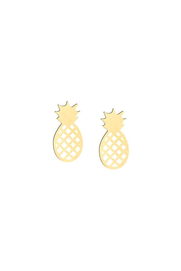 PINEAPPLE - Ananas Küpe