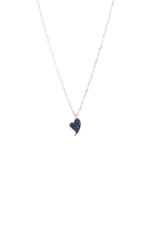 PETITE FAMILY - PINKY DIAMOND BEAT - Pink Sapphire Pendant (1)