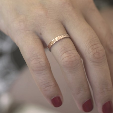 PETITE JEWELRY - PLAIN - Wedding Band