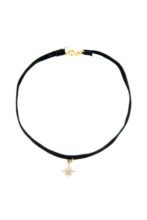 COMFORT ZONE - POLE - Choker Necklace