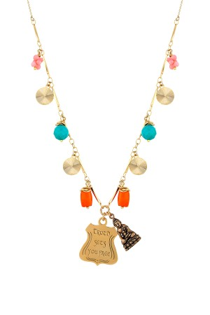 PLAYGROUND - PRISMA - Customized Multistone Necklace
