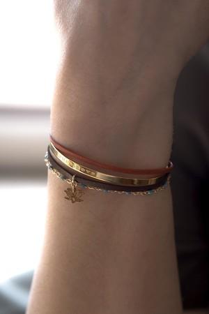 PLAYGROUND - PURE LOVE - Multilayered Cuff Bracelet
