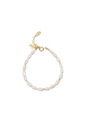 PLAYGROUND - PURE ANGEL - Pearl Bracelet