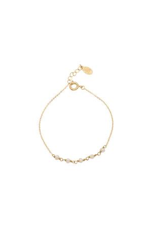 COMFORT ZONE - PURITY - Freshwater Pearl Bracelet