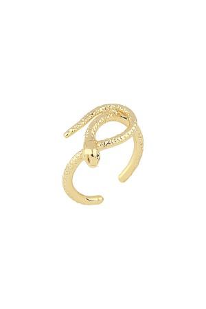 SHOW TIME - PYTHON - Snake Ring