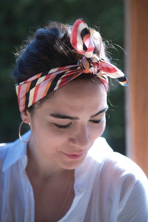 HAPPY SEASONS - RAINBOW - Bandana Fular (1)