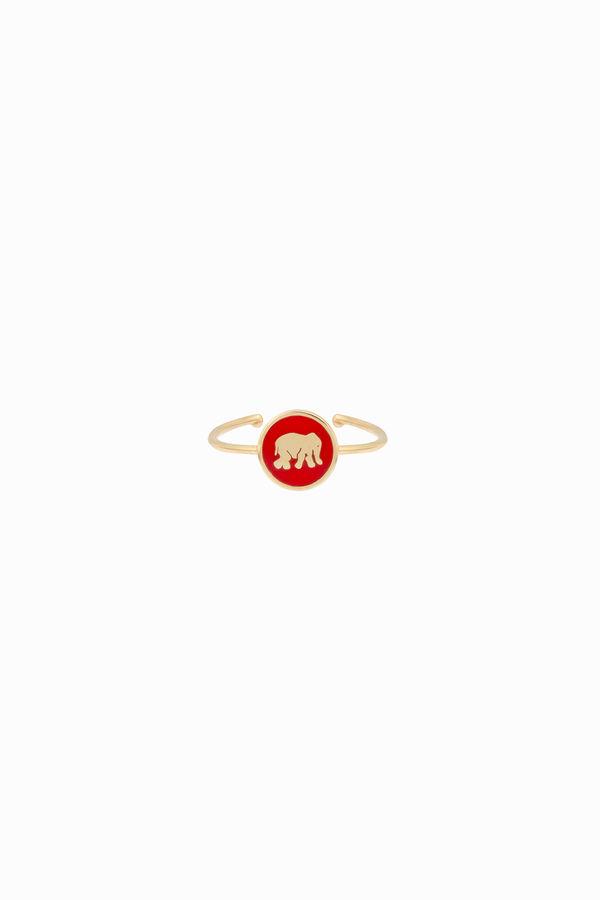 RED ELEPHANT - Şans Yüzüğü