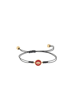 PLAYGROUND - RED EYE - Luck Bracelet