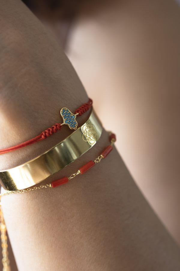 REEF - Coral Bracelet
