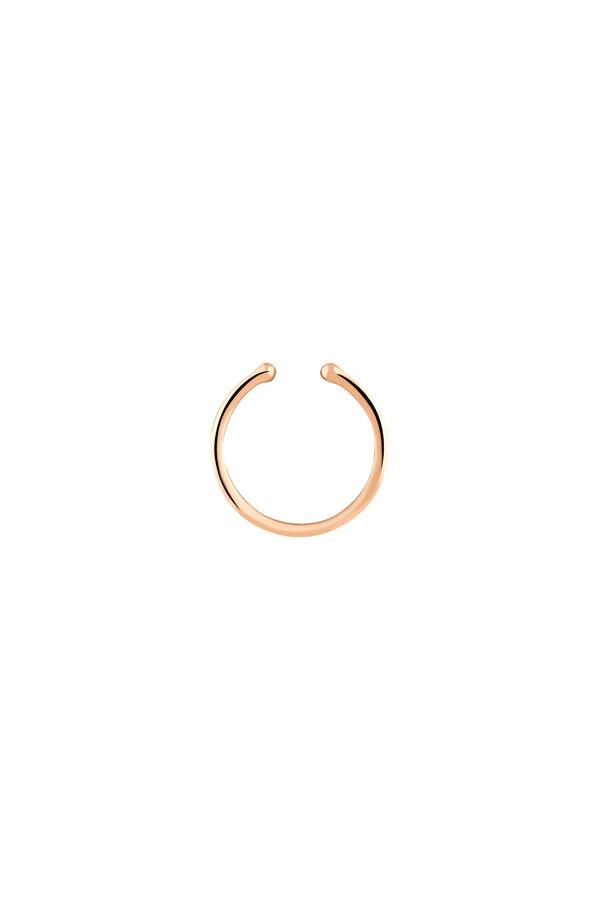 RING - 14K Altın Tek Earcuff