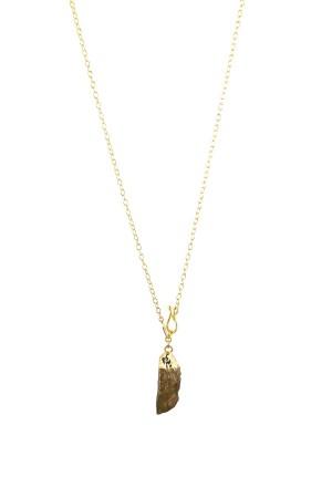 BAZAAR - ROCK - Pendant Necklace