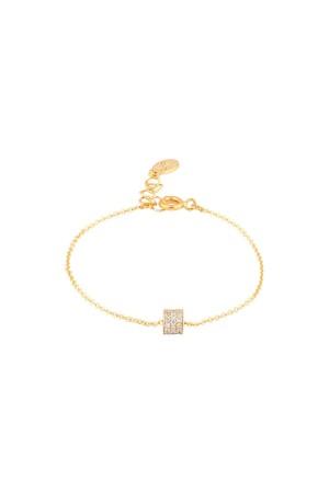 COMFORT ZONE - ROLL - Delicate Chain Bracelet