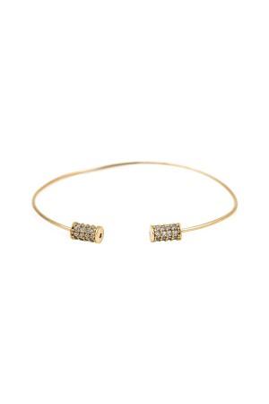 COMFORT ZONE - ROLLIES - Dainty Bangle Bracelet