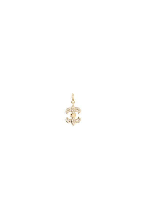 ROYAL - Fleur de Lys Charm
