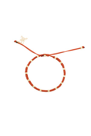 COMFORT ZONE - RUBIK - BRICK - Snake Knot Bracelet