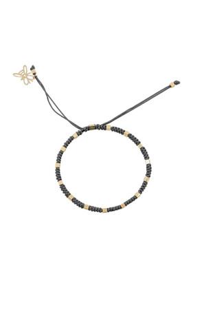 COMFORT ZONE - RUBIK - FOG - Knot Bracelet
