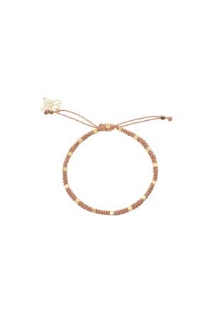 COMFORT ZONE - RUBIK - NUDE - Snake Knot Bracelet
