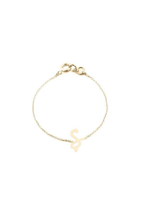 Ş - Letter Bracelet
