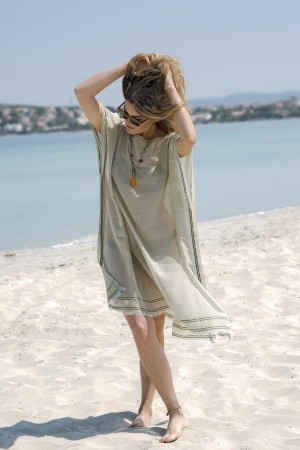 HAPPY SEASONS - SAFARI - Beach Cover up
