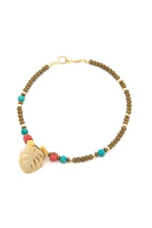 SHOW TIME - SAFARI - Statement Necklace
