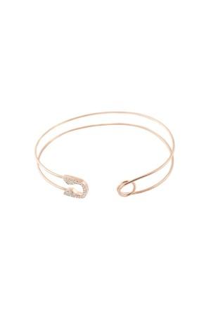 BAZAAR - SAFETY - Bangle Bracelet