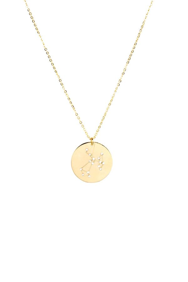 SAGITTARIUS - Personalized Constellation Necklace