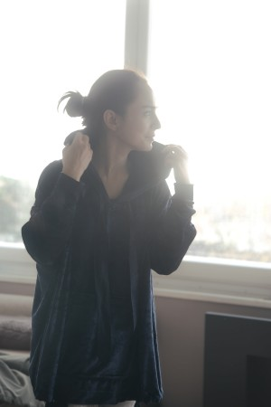 BRAEZ - SANY - Kadife Sweatshirt (1)