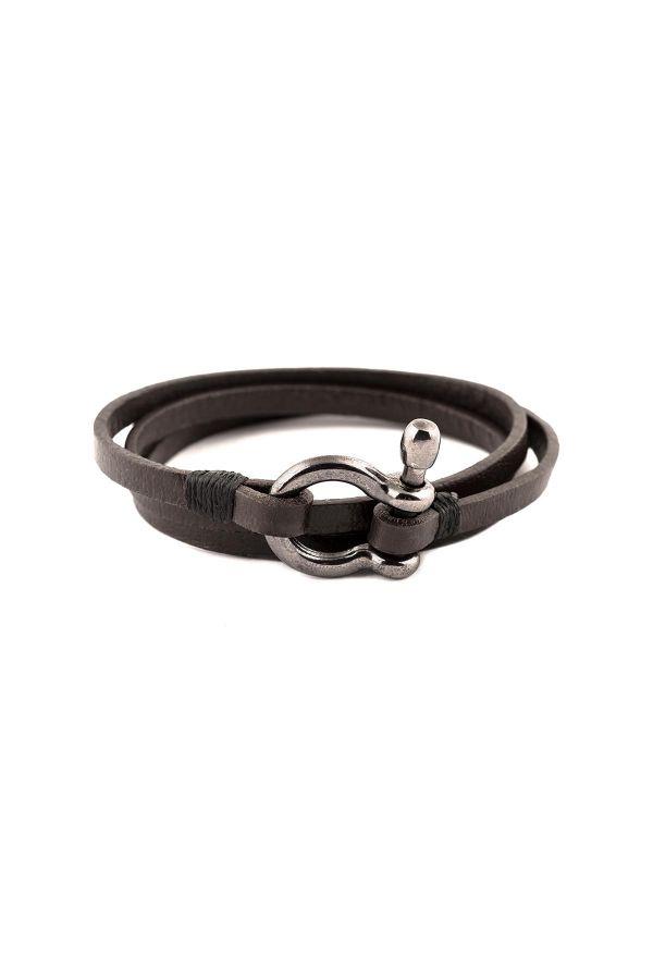 SCREW - Men Wrap Bracelet