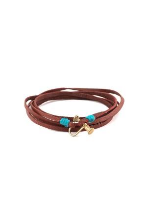 COMFORT ZONE - SCREW - Wrap Bracelet