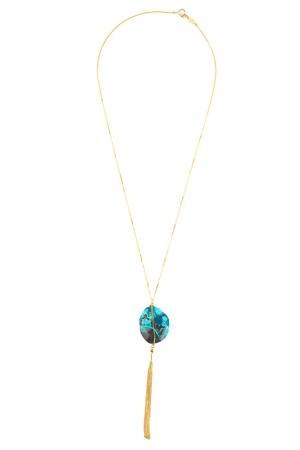BAZAAR - SEA SALT - Pendant Necklace