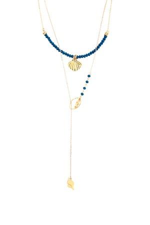 SEAWORLD - Layering Necklace - Thumbnail