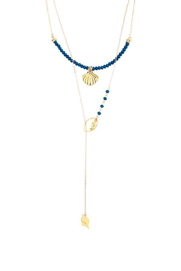 SEAWORLD - Layering Necklace