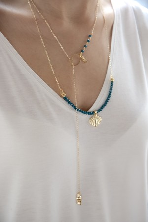 SEAWORLD - Layering Necklace - Thumbnail