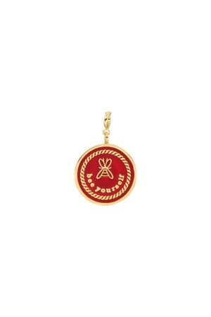 PETIT CHARM - SELF LOVE - Red - Madalyon Charm