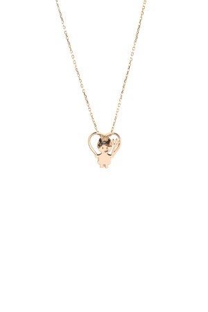 PETITE FAMILY - SHE DEVIL - Necklace for Girl Mother (1)