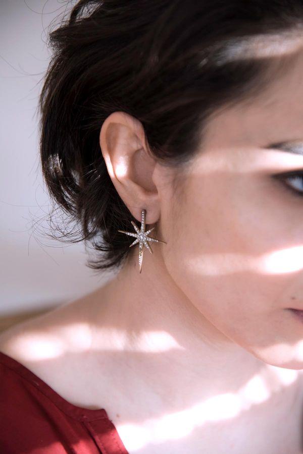 SHE'S A STAR - Single Earring
