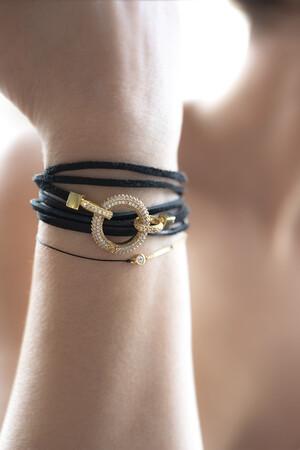 SHOW TIME - SHINING CIRCLE - Wrapping Bracelet (1)