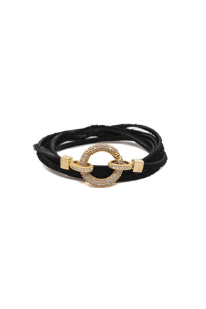 SHOW TIME - SHINING CIRCLE - Wrapping Bracelet