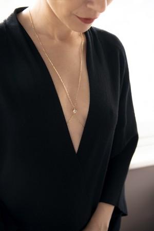 SHOW TIME - SINGLE DIAMOND - Body Chain (1)
