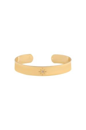 COMFORT ZONE - SINGLE STAR - Yıldız Kelepçe Bileklik
