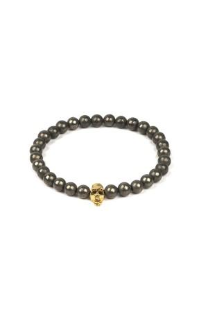 MANLY - SKULL - Men Bracelet