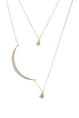 SHOW TIME - SKY FULL OF STARS - Layered Delicate Necklace