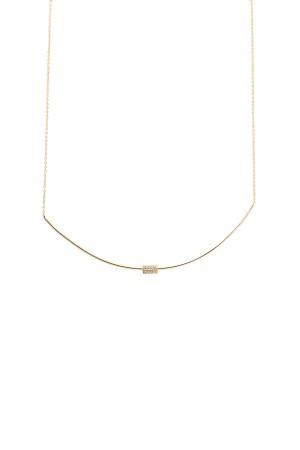 COMFORT ZONE - SLIM - Minimalistic Necklace