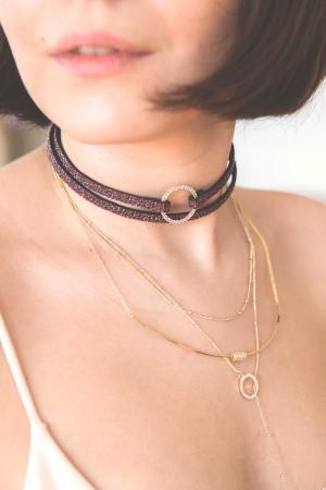 COMFORT ZONE - SLIM - Minimalistic Necklace (1)