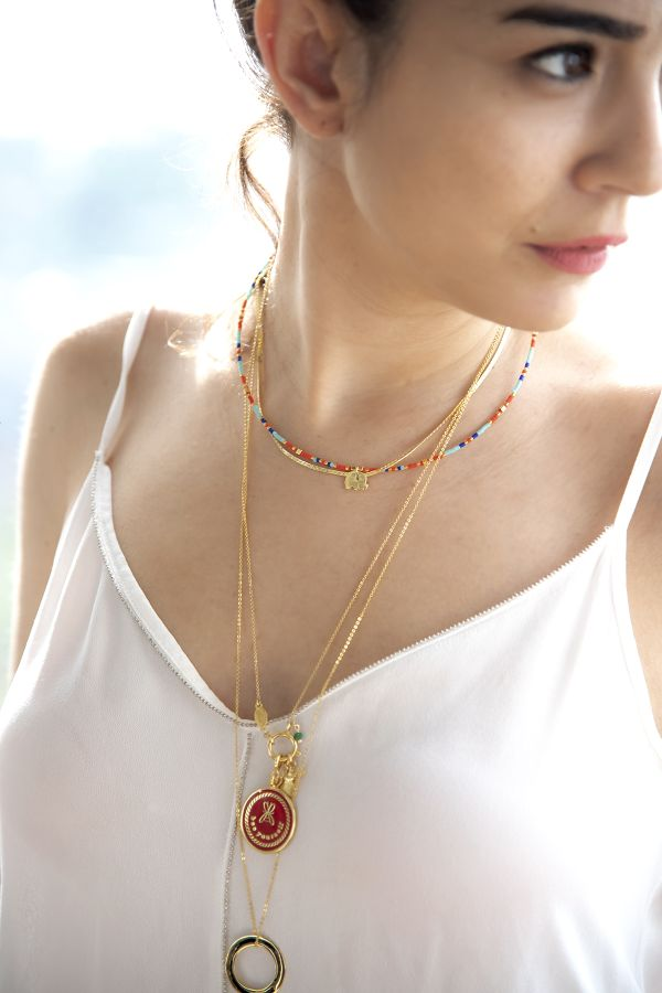 SNAKE - Customized Chain Necklace